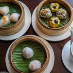The Dim Sim Tasting menu at Vida Rica