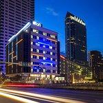 Aloft Tampa Hotel Exterior City view