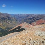 Top of Red Mountain