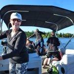 Pontooning & Fishing