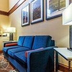 Comfort Suites Hotel - Lansing Foto