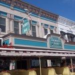 Horn's Gaslight Bar & Restaurant, Mackinac Island, MI.