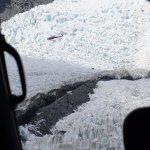 Glacier approach