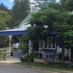 Blue and White Teapot Cafe, Amamoor