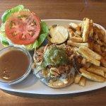 Bin 96 -- Bison Burger