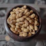 Fresh peanuts from staff's farm - Yangshuo VIllage Inn - Guilin Yangshuo China