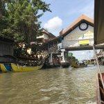 Foto de Damnoen Saduak Floating Market