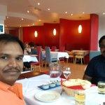 Foto de Pappadums Restaurant