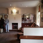 Looking towards the carvery