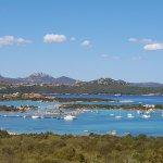 Panorama da SS 16 - Residence Marineledda & Vela Blu