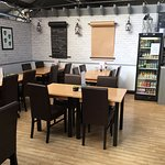 Our Cafe Restaurant, serving Breakfast, Coffee, Light Lunches and Afternoon Tea