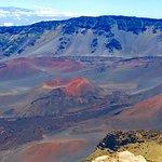 Photo of Haleakala Crater