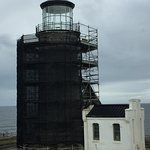 North Head Lighthouse, currently under restoration