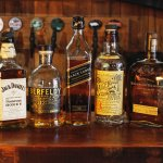 Wide Selection of Whiskeys & Bourbons