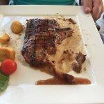 T/Bone steak perfectly cooked 👍