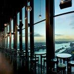 Ausblick aus der Skyline Bar 20up