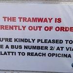 Φωτογραφία: Opicina Tramway