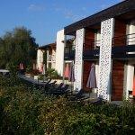Foto de Hotel Les Jardins du Lac