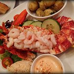 lobster at the Quayside