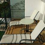 Room 107 Junior Suite Balcony