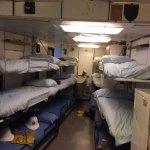 Bedroom for Crew