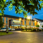 Ample, free parking at Great National South Court Hotel Limerick