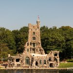 Childrens Playhouse at Boldt Castle