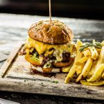 Why not try on of Durban's favorite burgers.
