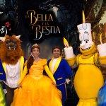 Show Musical La Bella y La Bestia