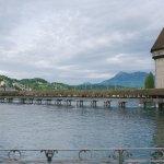 Photo of Chapel Bridge (Kapellbrucke)