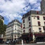 Photo de Hôtel Eiffel Kennedy