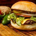 nunie angus cheeseburgers om regular bun