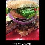 ultimateultimate rattlesnake burger