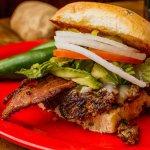 ultimate rattlesnake burger