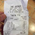 Prezzi onesti e in linea con gli altri ristoranti della zona