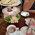 We were defeated by Scones and Sandwiches