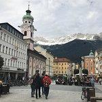Altstadt von Innsbruck Foto