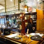 sala da pranzo - il bar