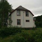 Gammelhuset med 4 soverom og 2 bad