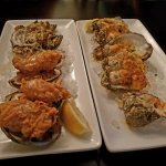 Oysters Bienville, Louisiana & Casino
