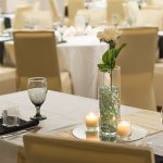 Weddings, receptions, banquets
