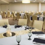 Conference center and banquet space
