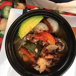 Seafood Stew was amazing