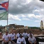 EL COLECTIVO DE TRABAJADORES DEL RINTINTIN. TRINIDAD. CUBA