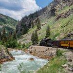 Durango and Silverton Narrow Gauge Railroad and Museum Foto