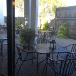 Tavern outdoor patio