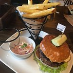 Bild från Fuego, Burgers and Barbecue Restaurant