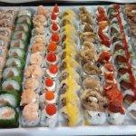 mais sushis especiais e gourmet
