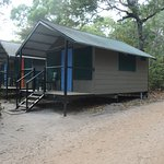 cabins with ensuite