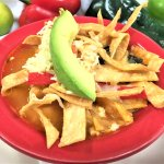 OUR MEXICAN CLASSIC TORTILLA SOUP
